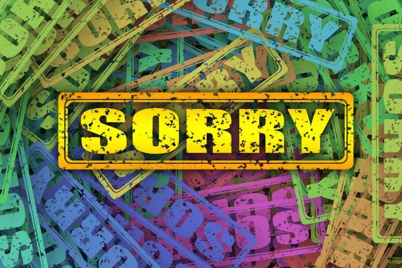 謝罪訪問する際の注意点!お菓子や言葉の選び方は?