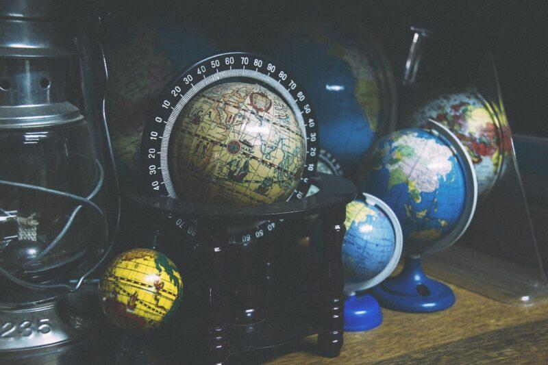 地球儀は子供の教育に必要な物なのか?