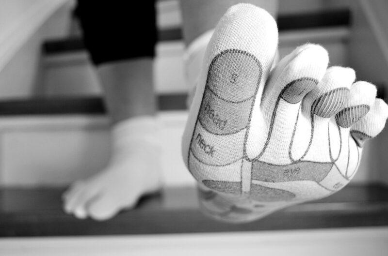 5本指靴下の効果ってどの程度?冷え性対策に使える?